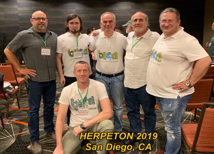 International conference on herpetoculture Herpeton 2019