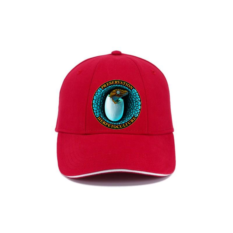 Cap with print